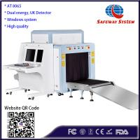 Best UK Detector Luggage X Ray Security Scanner For Checking Pallet AT8065 wholesale