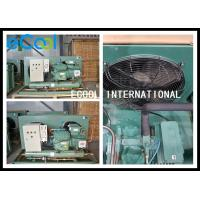 China 12Kw Copeland Refrigeration Condensing Units / R404a Central Air Condenser on sale