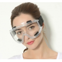 Buy cheap Antifog China safety goggles ANSI Z87.1 EN166 safety glasses electric zero fog from wholesalers