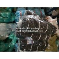 Best (Red de pesca monofilamento)High quality white fishing nets ,soft and shine,depthway, twine selvage,strong knot wholesale