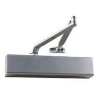 Automatic Ul Door Closer 90 Degree Stop 65kg 120kg Heavy Duty Spring Fire Rated Square Type