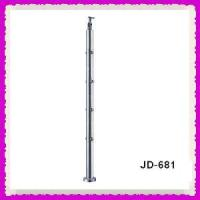 China Stainless Steel Balustrade Railing (JD-681) on sale