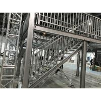 Buy cheap metal steel structure building platform price from wholesalers