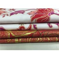 Best Floral African Batik Print Fabric Wax Cotton Cloth for National Costume wholesale
