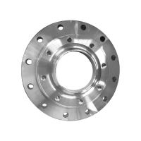 China Yellow Varnish Custom Vacuum Flanges Forging Non - Standard Weld Forged on sale