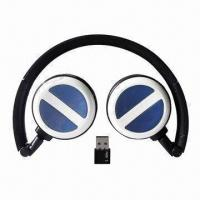 Best 2.4G Wireless Headset with Working Voltage of 3.7V wholesale