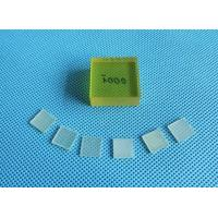 Best Single Crystal Superconducting Thin Monocrystalline Substrate 10X10mm Orientation Zinc wholesale
