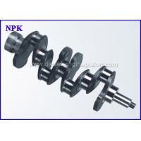 Best 4BD1 Isuzu Diesel Engine Crankshaft / Diesel Engine Spare Parts 5 - 12310 - 163 - 0 wholesale