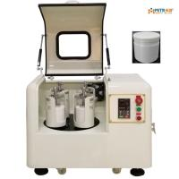 Best Verticle Metal Alloying Lab Ball Mill Equipment 2L Powdering Device Low Noise wholesale