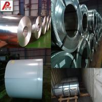 Buy cheap Prepainted GI steel coil / PPGI / PPGL galvanized steel sheet in coil 914 ~ 1250 mm from wholesalers