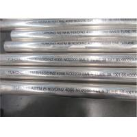 Best Nickel Alloy Pipe, ASTM B163 UNS N02200 38.1*1.65*6000MM wholesale