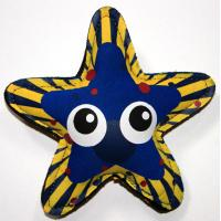 Best Hot Sale Colorful  Neoprene Diving starfish wholesale
