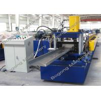 Best C200 PLC Control Purlin Roll Forming Machine Customized 10 - 20m / Min Speed wholesale