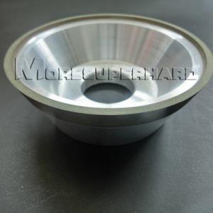 China Hybrid bonds Diamond CBN Grinding Wheel,vitrified resin bons diamond grinding wheel on sale