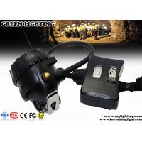 Best Black IP68 LED Mining Light Semi - Corded Style Fireproof PC Material wholesale