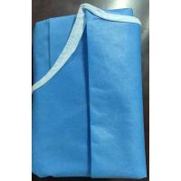China Eco Friendly Disposable Medical Gowns Single Use For Hospital Doctors / Patients on sale
