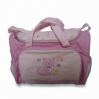 Best Diaper Bag, Made of Polyester, Measuring 16 x 6.5 x 12.25 Inches wholesale