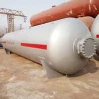 China 40FT container load 30M3 LPG Pressure Vessel Gas Cylinder Filling Used LPG Tank on sale