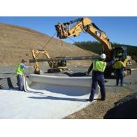 Best Non Woven Ground Cover Fabric , Geotextile Filter Fabric For Construction Soil Retainer wholesale