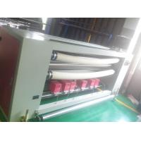 1.5 Kw Industrial Fabric Cutting Machine 350Mm - 500Mm Width Roll