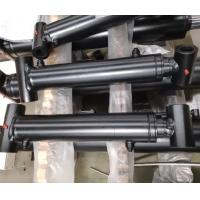 China Trucks Loader Farm Hydraulic Cylinders Double Acting Welded Mid Pressure on sale