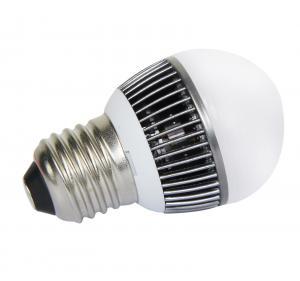 China 5W LED Light Bulbs E27 warm white color super bright led light bulbs on sale