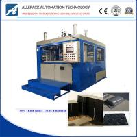 Best Siemens PLC Control Thick Sheet Vacuum Forming Machine For Plastic Tray Bowl Plate wholesale