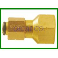 Best Propane Tank Brass Adapter , MPOL × Dual F POL / welcome your drawing wholesale