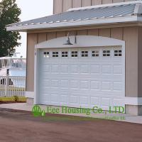 Best Sectional Overhead Garage Door/Garage Entry Door/ Finger Safe Garage Door For Apartments wholesale