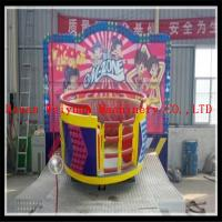 China Children's games mini Disco Tagada for kids used amusement rides for sale on sale