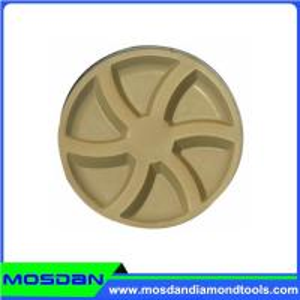 China Diamond Granite Floor Polishing Disc Pads on sale