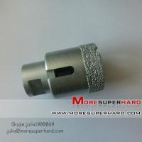 Best Vacuum brazed diamond core drill bit,Vacuum brazed diamond tools wholesale