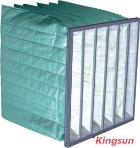 Best F6 Medium Efficiency Pocket Air Filter with Efficiency 65% wholesale