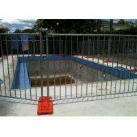 Best Different Colors Temporary Pool Fencing For Above Ground Pools Easy Install wholesale