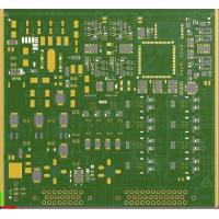 China FR4 Electrical Motor Control Custom Printed Circuit Board Design on sale