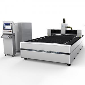 Best IPG Fiber Laser Cutting Machine Sheet Metal Cut To Length Line 500mm / Min wholesale