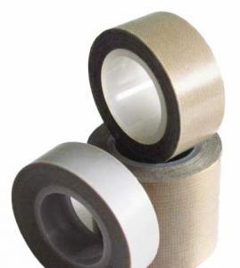 Best Industrial Teflon Conveyor Belt Ptef Backed Metal / Detectable Teflon Tape wholesale