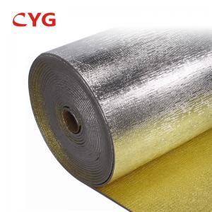 Best Heat Reflective Material Fireproof PE Foam Panal HVAC Insulation Foam wholesale
