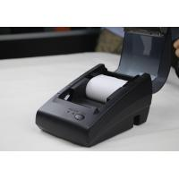 POS System 2 Inch Thermal Printer With Big Roll , 48 mm Handheld Receipt Printers