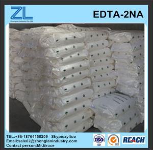 China EDTA-2NA Used for shampoo on sale