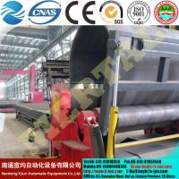 Best HOT!MCLW12XNC-60*3000 large hydraulic CNC four roller plate bending/rolling machine wholesale