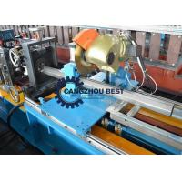 China Rolling Shutter Tube Shutter Door Roll Forming Machine For Interlocked Octagonal Tube on sale
