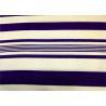 Buy cheap Stripe Yarn Dyed Natural Silk Fabric 100% Silk Interlock 92g - 200g/M2 from wholesalers