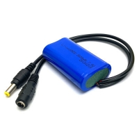 Best Rechargeable Li Ion Battery 2000mah 7.4V For Miner Lamp wholesale