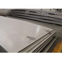 China ASTM AISI 316 Stainless Steel Sheet Mirror Surface For Decoration on sale