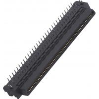 Best T Type 100 Pin black color Computer Pin Connectors  Male 90°DIP  Max For Electronic ROHS wholesale