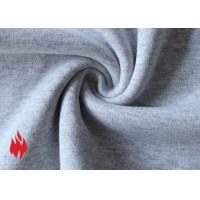 China Flame Resistant underwear fabric, 200 gsm, grey color, 1.8 meters wide, 50 meters per roll on sale