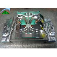 China PVC+PC goggle Mould making from china, mirror polishing as ra: 0.002μm, custom goggle injection molds on sale