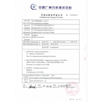 Guangzhou Bravo Auto Parts Limited Certifications