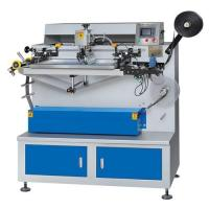 China JDZ-1013 Ribbon Screen Label Printing Machine on sale